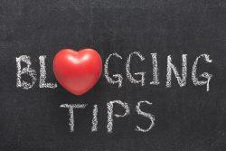 schema blogging tips